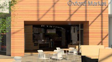Oxford Market Opening Soon